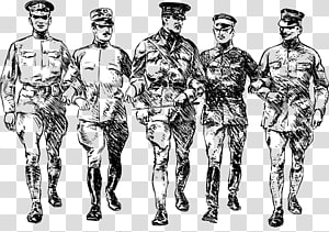 First World War PNG clipart images free download.