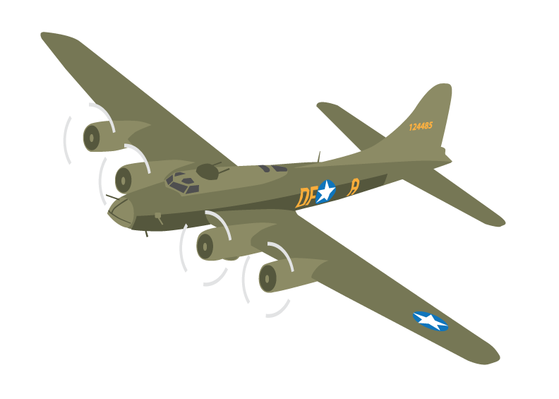 Clipart airplane bomber, Picture #370390 clipart airplane bomber.