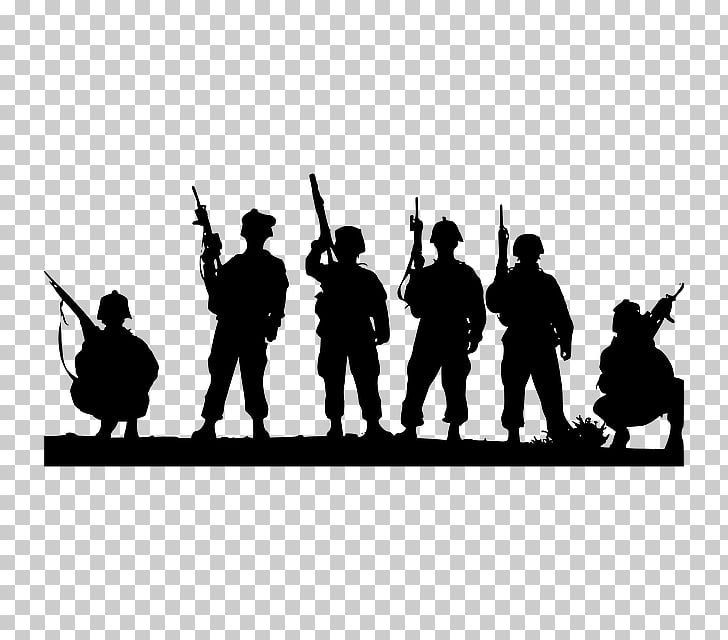 Soldier Military base Army Silhouette, tug of war PNG.