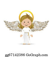Guardian Angel Clip Art.
