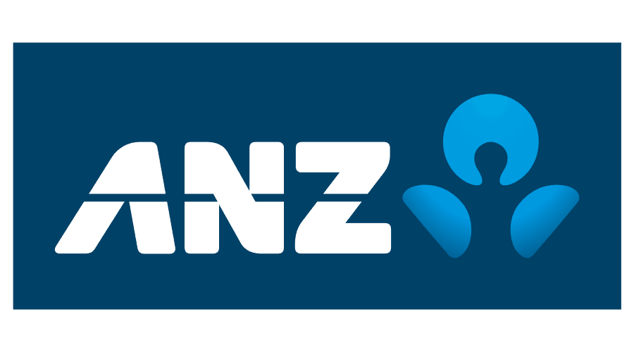 Australia and New Zealand Banking Group Limited (ANZ) Vector Logo.