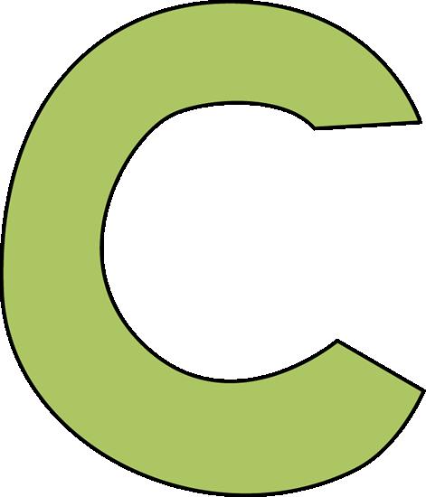 C clipart 8 » Clipart Station.