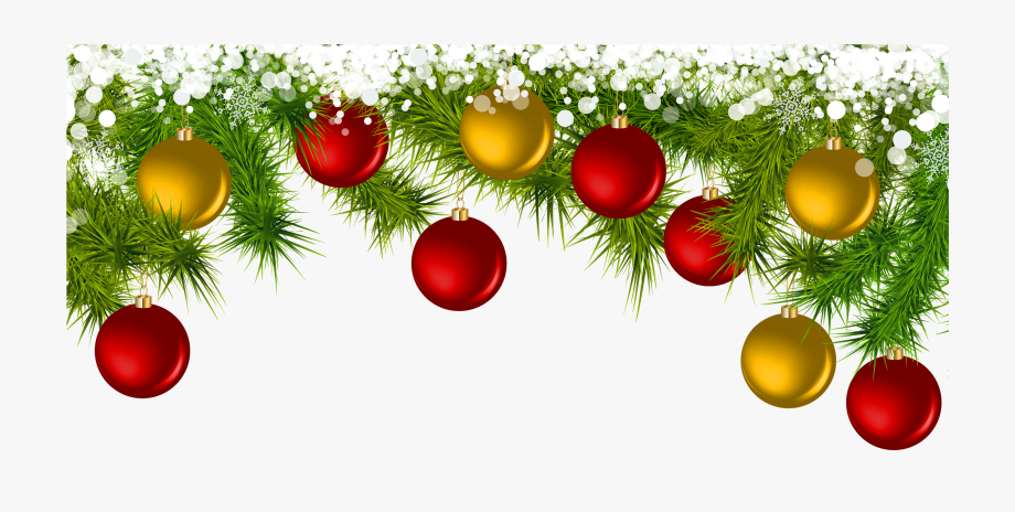 Silver Christmas, Christmas Balls, Christmas Clipart.