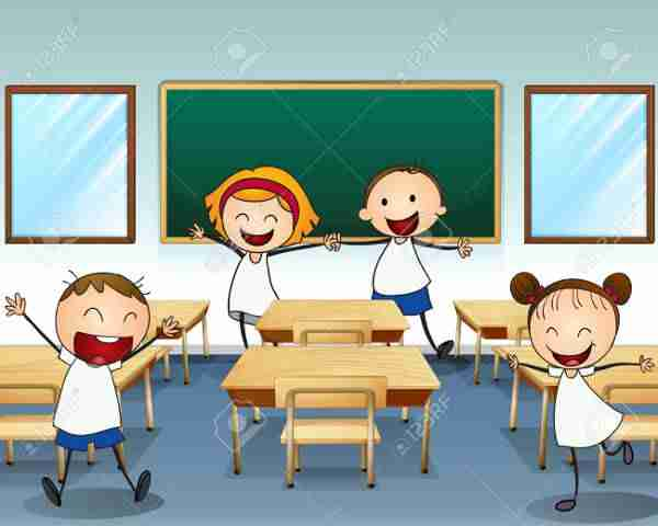 8888+ Cliparts: Teacher Teaching In Classroom Clipart Bee.