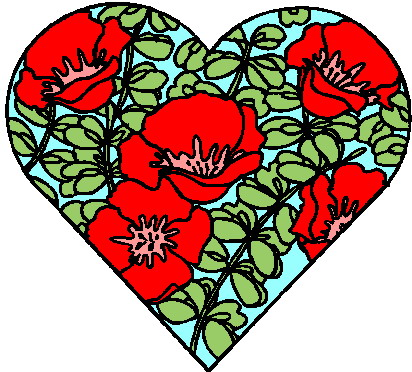 Baby rose clipart.