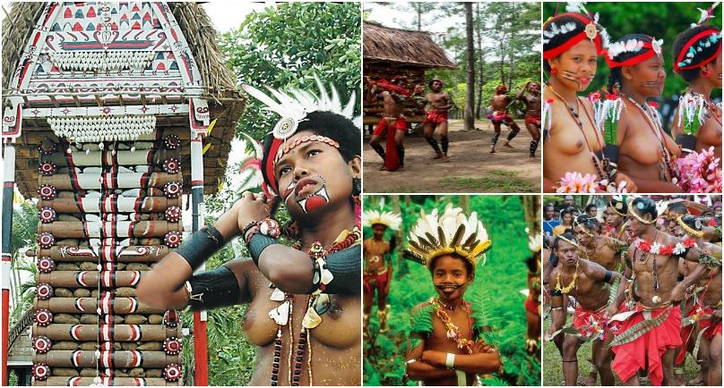 Trobriand Yam Festival.