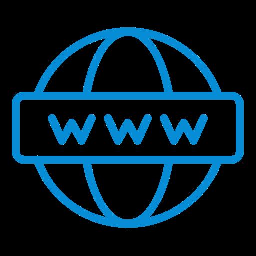 Address, globe, internet, network, site, web, www icon.