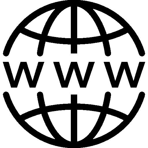 Www, domain icon #5361.