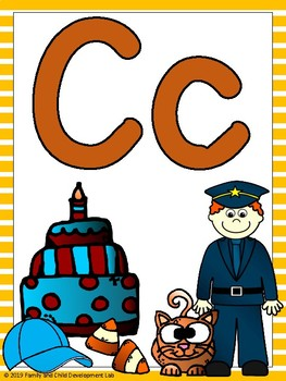 Letter Cc Alphabet Activities (Games, Printables, and Craftivities).