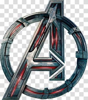 Avengers: Endgame () Avengers logo ., Avengers logo.