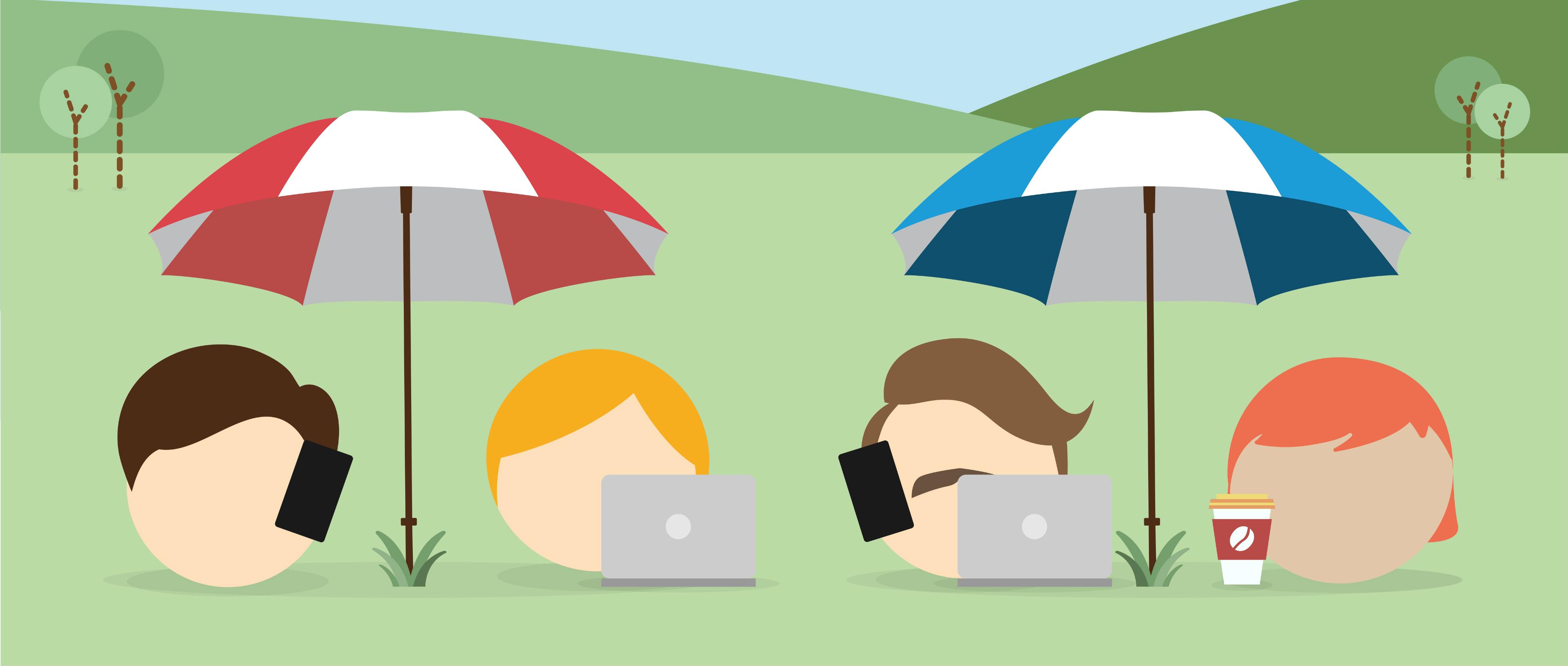 Umbrella or PAYE?.