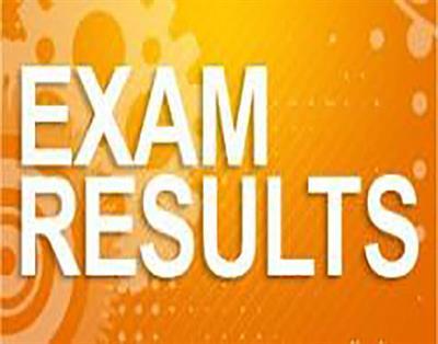 GCSE Exam Results 2018.