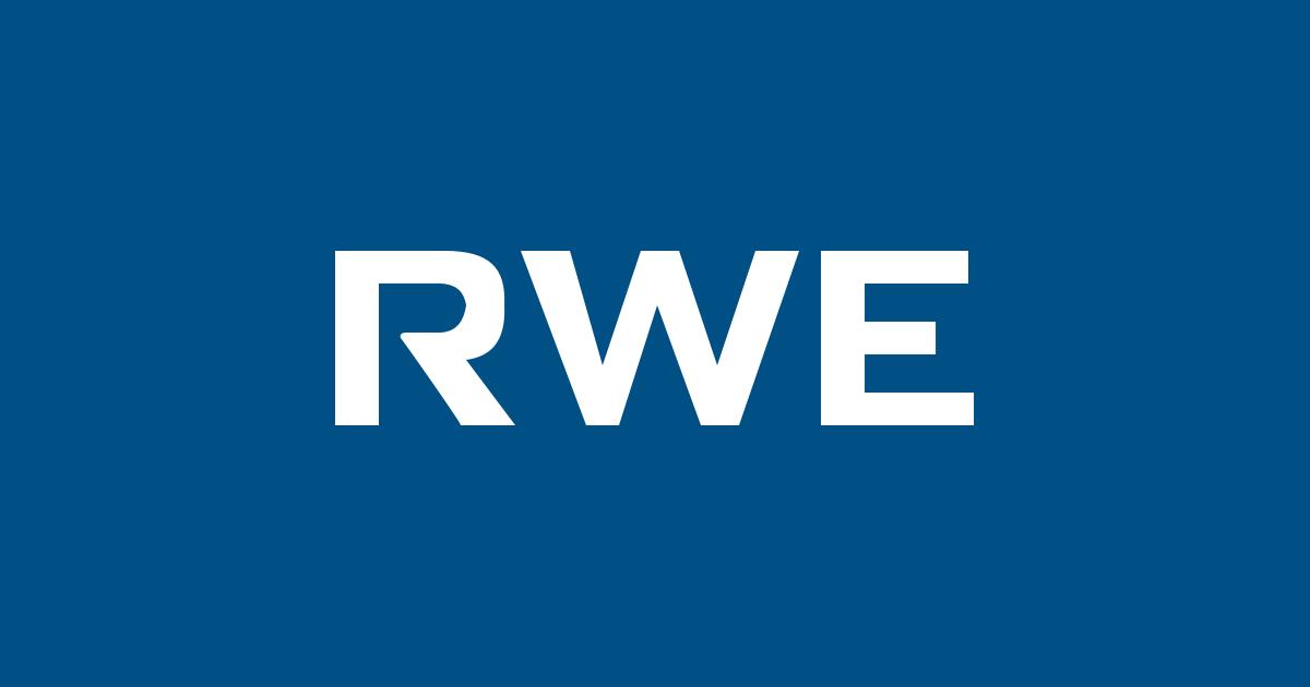 Introducing RWE.