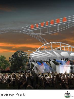 Riverview Park concert venue gets green light.