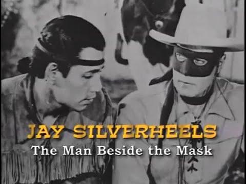 jay silverheels wife.