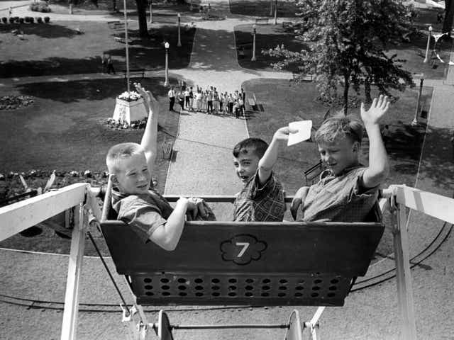 Riverview Park: 100 years and counting.