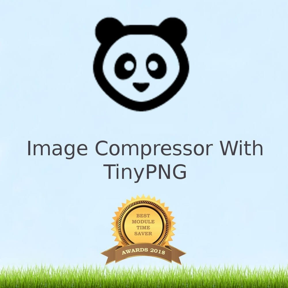 Image Compressor With TinyPNG Module.
