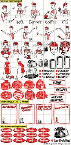 https://www.bing.com/images/search?q=Retro Diner Clip Art.