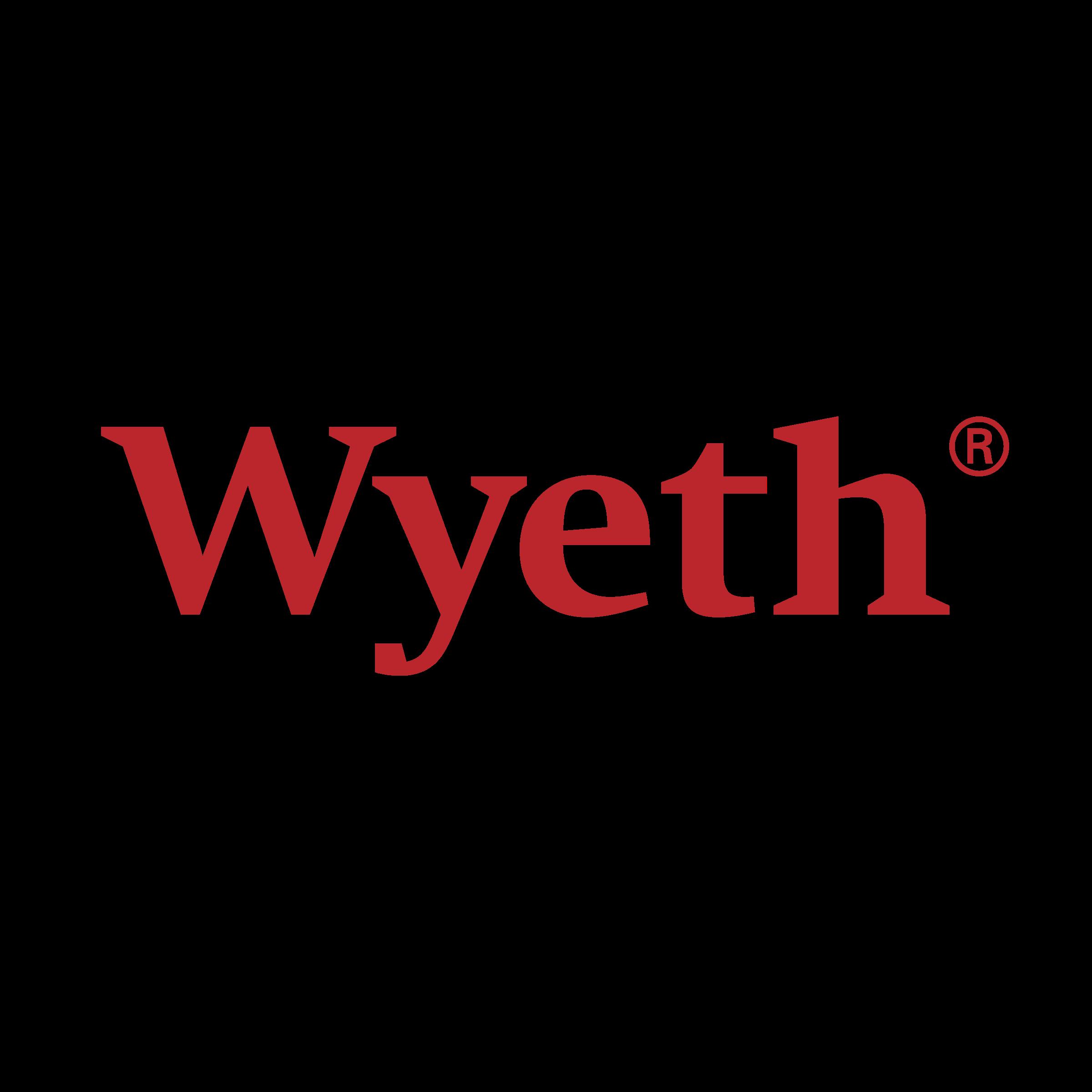 Wyeth Logo PNG Transparent & SVG Vector.