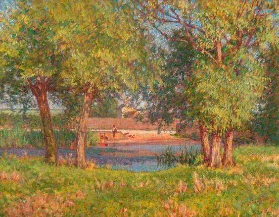 Heath Pond.