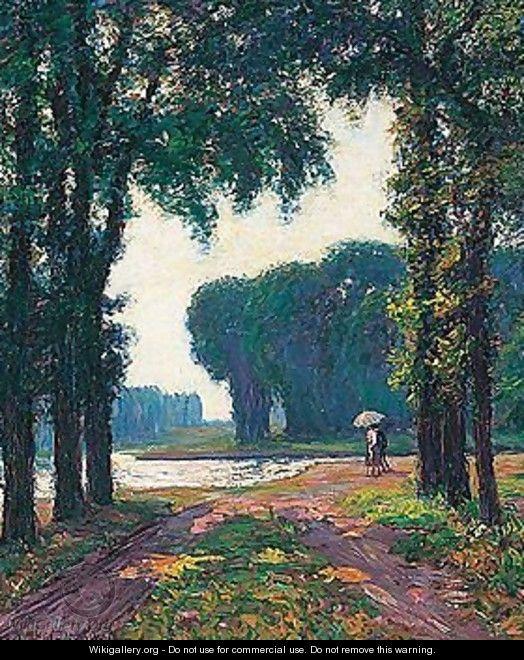 The Park, Versailles.