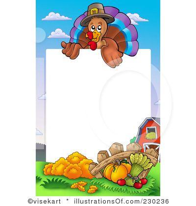 Free Clip Art Thanksgiving Borders Thanksgiving Border Clip Art.