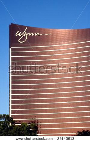 Wynn Hotel Stock Photos, Royalty.