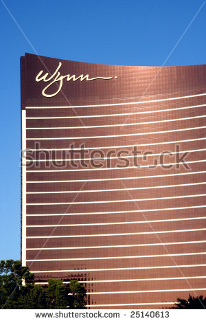 Wynn Hotel Stock Photos, Royalty.