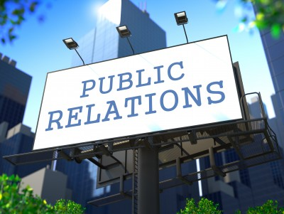 Public relations clipart.
