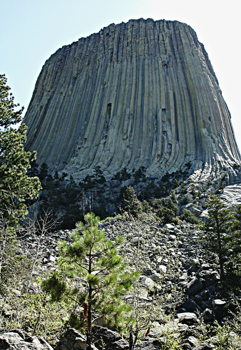 devils tower wyoming close encounters of the third kind in.