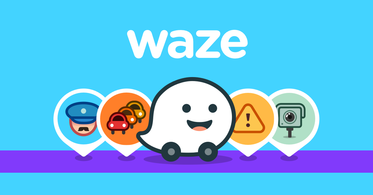 Driving Directions, Traffic Reports, and Carpool Rideshares.