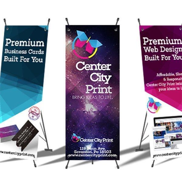X Banner Displays.
