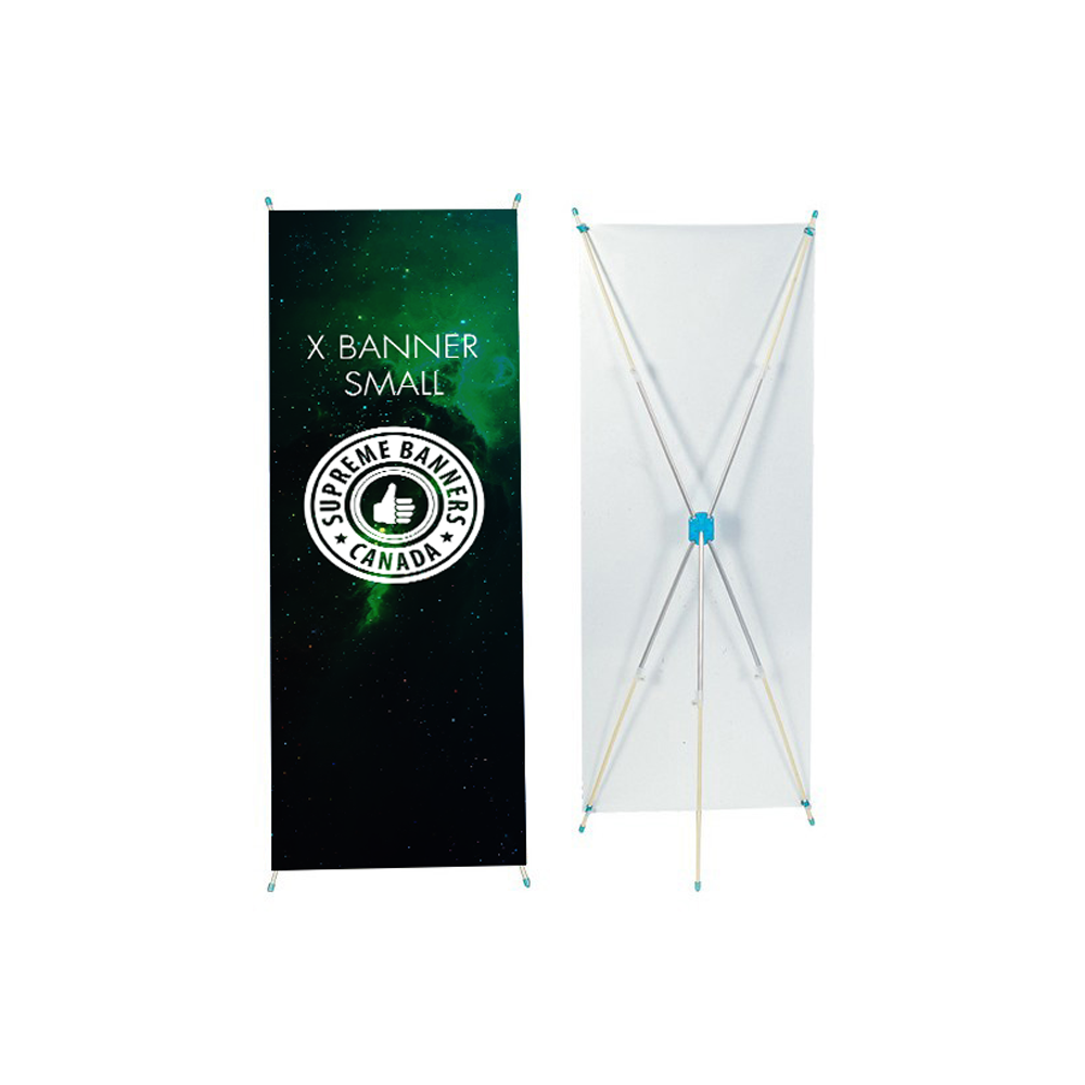 X Banner (Small/Large).