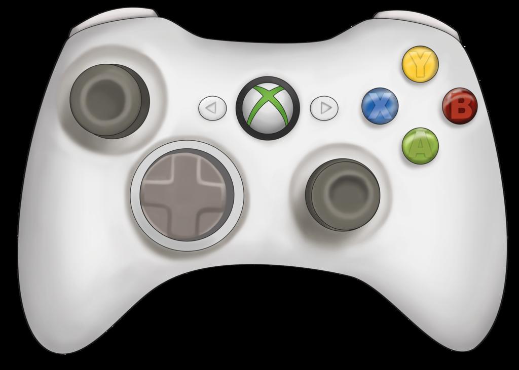 Xbox Controller Template.