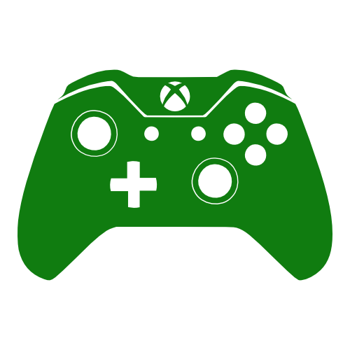 Xbox One Controller Clipart.