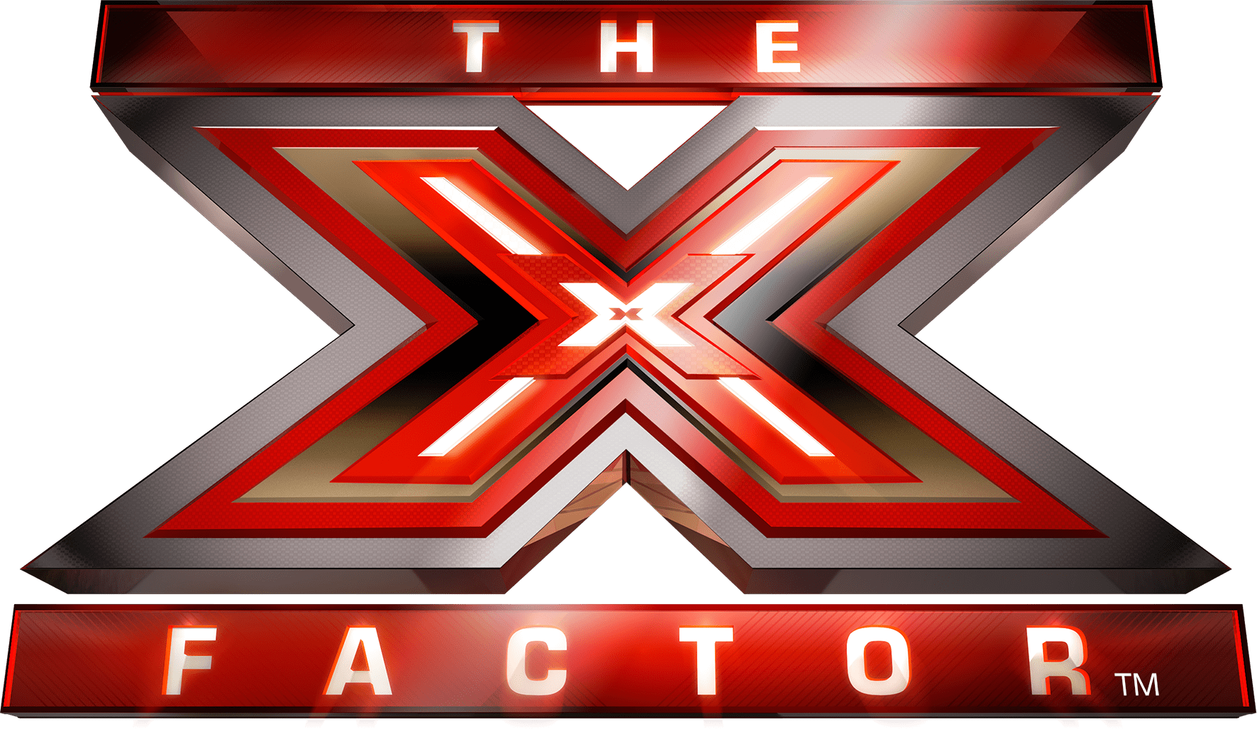 X Factor Logo transparent PNG.
