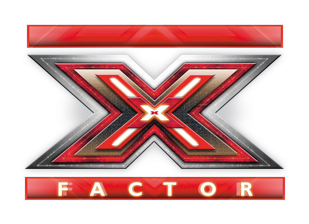 X Factor Logo / Entertainment / Logonoid.com.