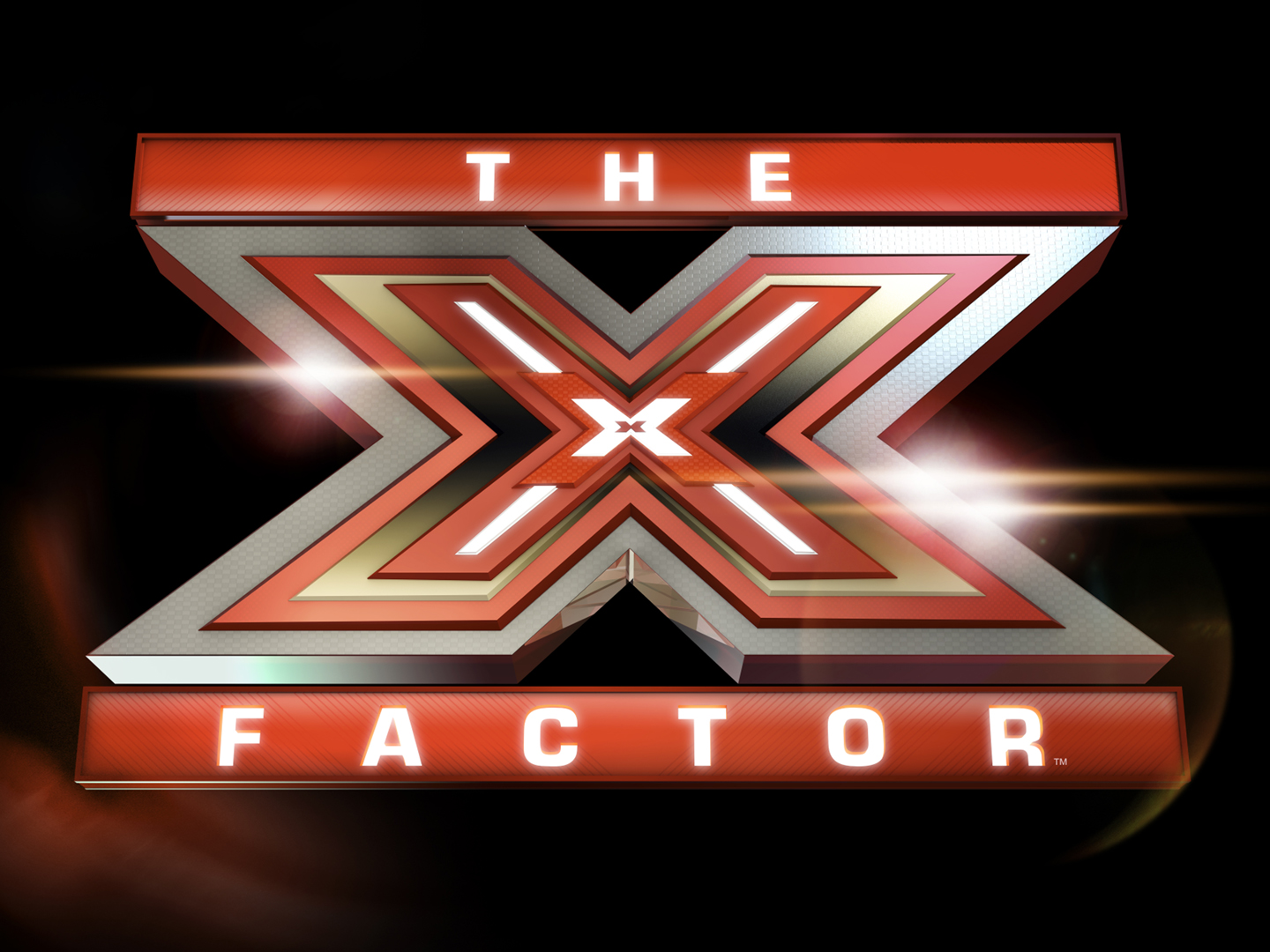 THE X FACTOR: Logo..