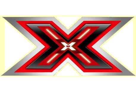 X factor logo png 2 » PNG Image.
