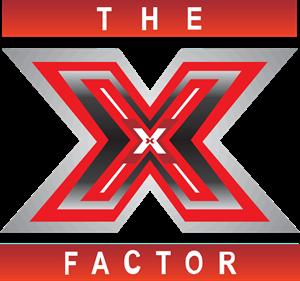 X Factor Logo Vector (.SVG) Free Download.