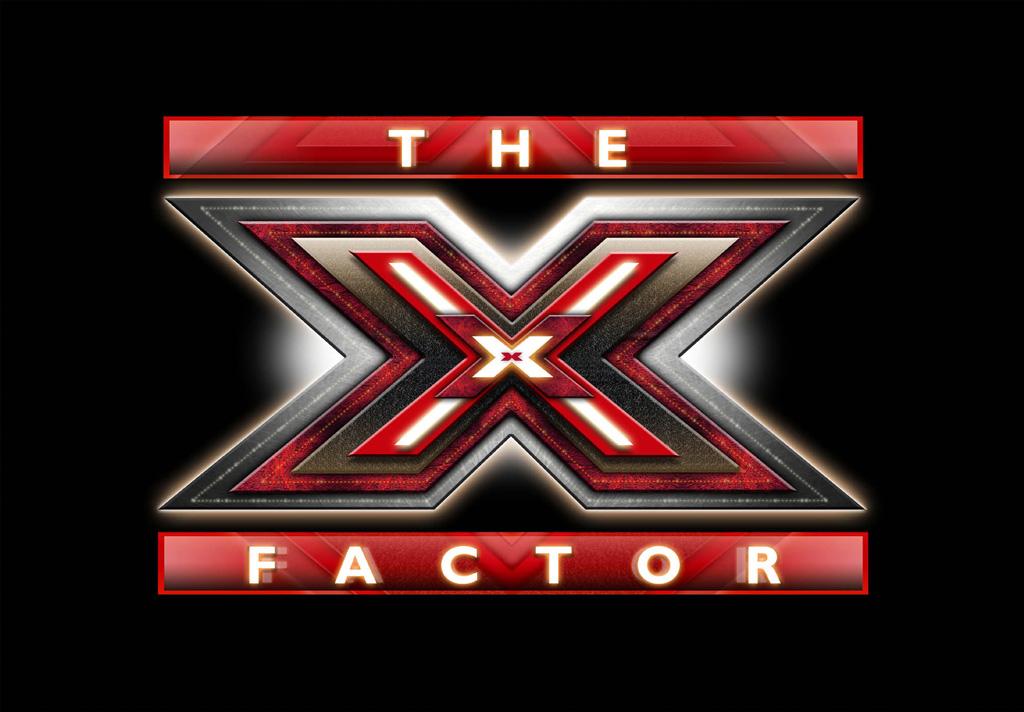 The X Factor Logo / Entertainment / Logo.