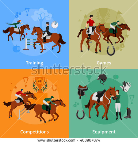 Horseshoe Game Stock Photos, Royalty.