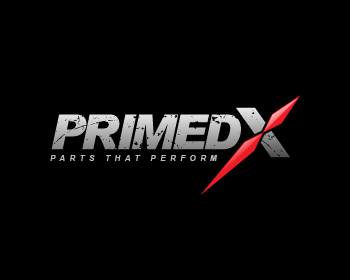 Primed X logo design contest. Logo Designs by nigz65.