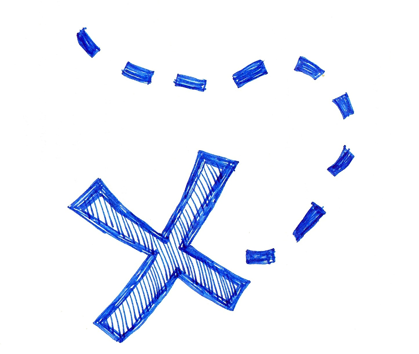 X marks the spot clipart 1 » Clipart Station.