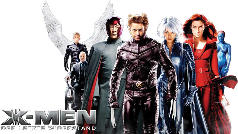 X Men Movie Png.