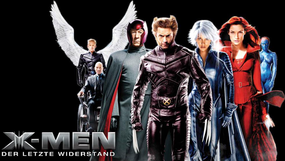 X Men Movie Png.