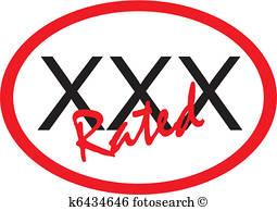 X Rated Clipart Vectors.