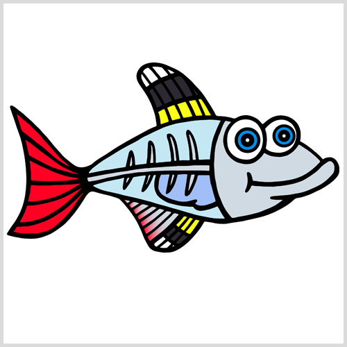 X ray fish clipart » Clipart Station.