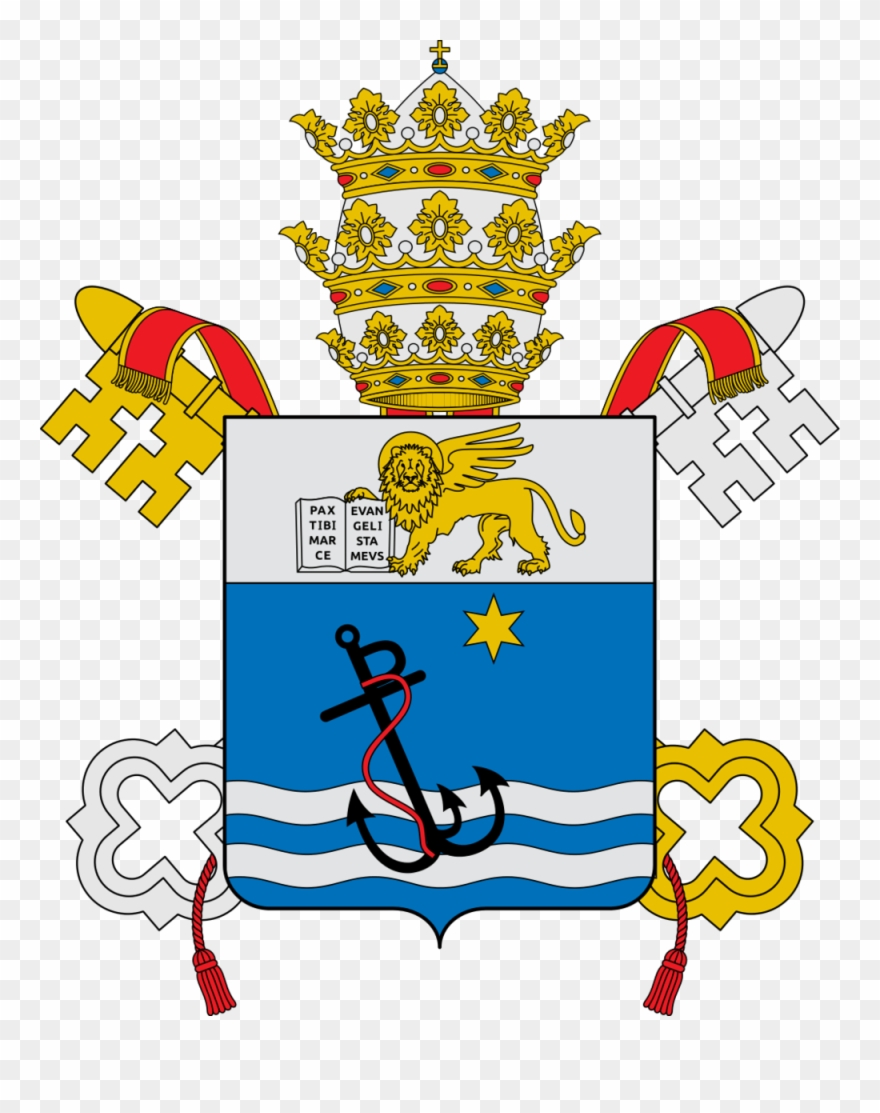 Coat Of Arms For Pope Pius X.