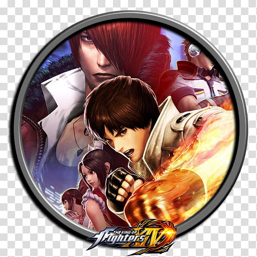 The King of Fighters XIV Icon, The King of Fighters XIV.